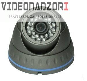 MD Dome 800VP kamera - 800TVL prodavac VideoNadzori Hrvatska  za 437,50kn