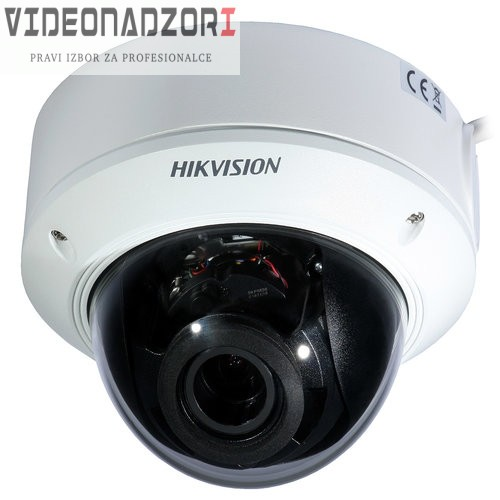 Dome IP Kamera Hikvision DS-2CD1721FWD-IZ (4MP, 2.8-12mm MotoZoom, IK10, IR do 30m) od  za samo 1.836,25kn