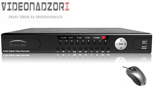 Presidio HD NVR9 prodavac VideoNadzori Hrvatska  za samo 2.106,25kn