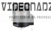 "Objektiv IR, vari-focal, DC iris, 3,5-18mm, F1.4, C, 1/2"" od 873,75kn"