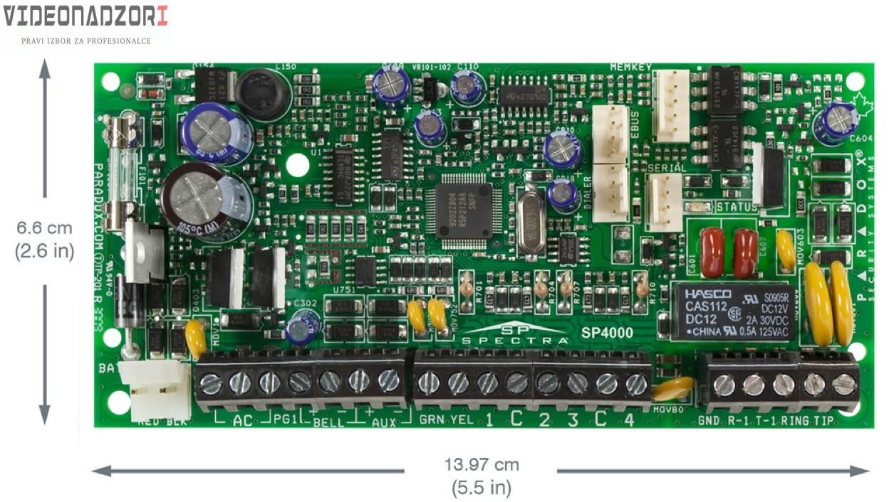 Alarmna centrala Paradox SP6000/PCB od  za samo 806,25kn