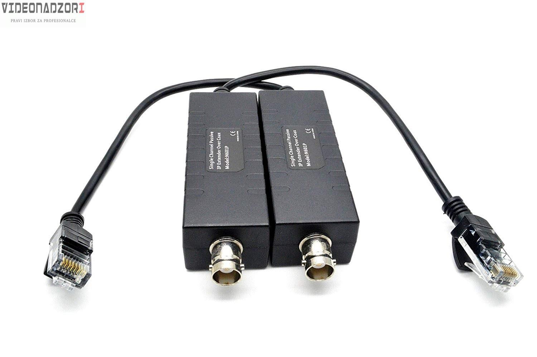 EOC-301 Pasivni IP konverter kroz Coax Kabel prodavac VideoNadzori Hrvatska  za 307,50kn