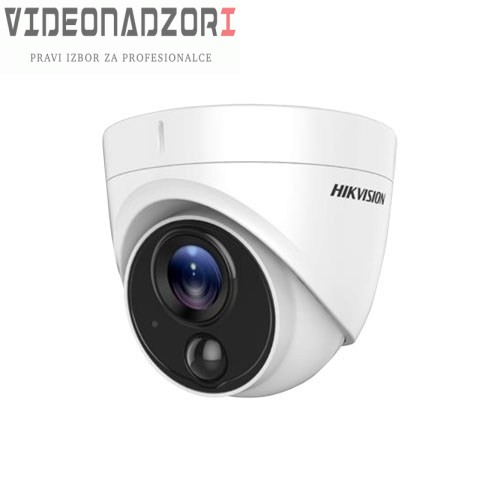 Pir TURBO HD Kamera Hikvision DS-2CE71D8T-PIRL (2Mpx, 2,8mm, 0.01 lx, IR up 20m) od  za samo 618,75kn