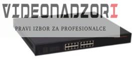 HIKVision POE SWITCH 16-PORT prodavac VideoNadzori Hrvatska  za samo 2.073,75kn