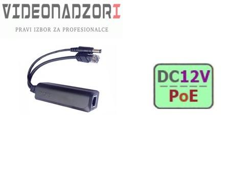 External PoE Splitter  - IEEE802.3af prodavac VideoNadzori Hrvatska  za samo 161,25kn