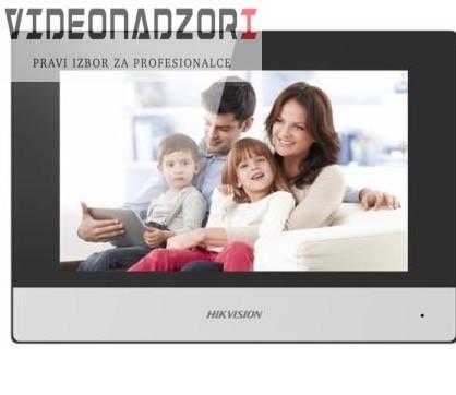 HIKVISION PORTAFON UNUTARNJA JEDINICA IP DS-KH6320-TE1 prodavac VideoNadzori Hrvatska  za 1.398,75kn