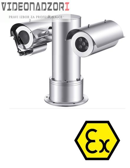 "ATEX certificirana nehrđajuća PTZ Ex kamera ITEX1000ZPPS220 SONY 2.8""CMOS Senor (20x, 2Mpx, IR do 100m) prodavac VideoNadzori Hrvatska  za 103.325,63kn"