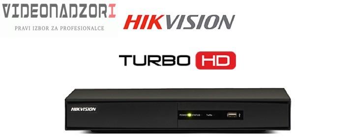 TURBO HD DVR Hikvision DS-7204 (4ch, 1080p, H.264,H.264+, +2 IP, HDMI, VGA) od  za 1.125,00kn