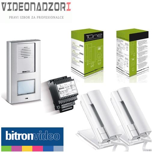 AV2058-52, 4+n Interphone Villa Kit dva telefona 4+n wire audio komplet od  za 986,25kn