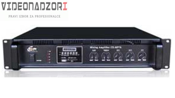 Ceopa pojačalo sa FM prijemnikom i USB ulazom, 70W prodavac VideoNadzori Hrvatska  za samo 2.498,75kn