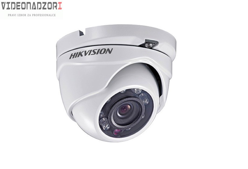 Analogna kamera HikVision dome DS-2CE55C2PIRM (2.8mm, F1.4, 720TVL, IC do 30m) od 436,25 kn