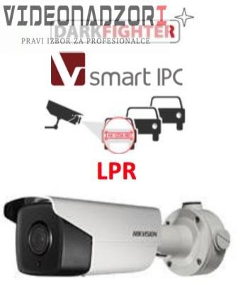 LPR KAMERA Prepoznavanje registarskih oznaka 2MP WDR (8-32mm motorizirana) 120 dB od