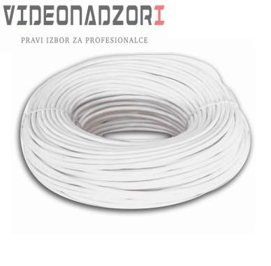KABEL PPL 2x0.75 po 1 metru prodavac VideoNadzori Hrvatska  za samo 2,74kn