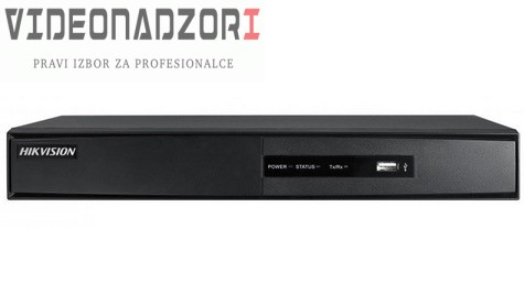 TURBO HD video snimač Hikvision (4kanala, 720p, H.264, HDMI, VGA) od  za 862,50kn
