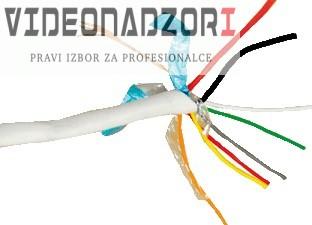 6x0,22 Italco Alarmni oklopljeni kabel prodavac VideoNadzori Hrvatska  za samo 2,49kn