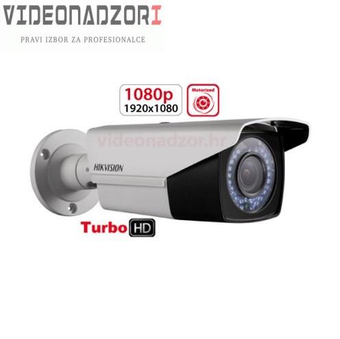 TurboHD motorizirana kamera KAMERA DS-2CE16F7T-AIT3Z (1080p, 3Mpx, 2.8-12mm, 40m IR) prodavac VideoNadzori Hrvatska  za 1.936,25kn