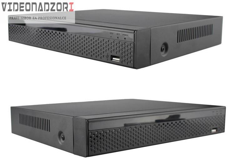 XVR Petabrid 4 ili 16IP kanalni video snimac 8Mpx (P2P, H.265, 5u1 do 6Tb HDD, Oblak opcija) prodavac VideoNadzori Hrvatska  za samo 1.623,75kn
