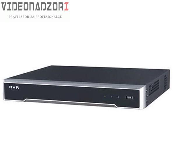 Profesionalni 16 kanalni mrezni video snimac HikVision 4K/12Mpx H.265/H.264, 2SATA, Dual-OS design prodavac VideoNadzori Hrvatska  za samo 5.573,75kn