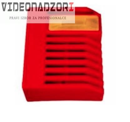 Vanjska SIrena protupozarna 24v 100db/1m 120P prodavac VideoNadzori Hrvatska  za 497,50kn