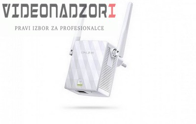 1 LAN + Universal/ WDS Pojacivac signala, Access Point 2,4GHz 300Mbps Wireless 802.11b/g/n od  za 436,25kn