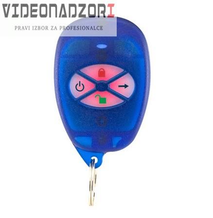 Daljinski upravljač sa 4 tipke, 5 različitih funkcija, pozadinsko osvjetljenje tipki, vodonepropustan od  za 323,75kn