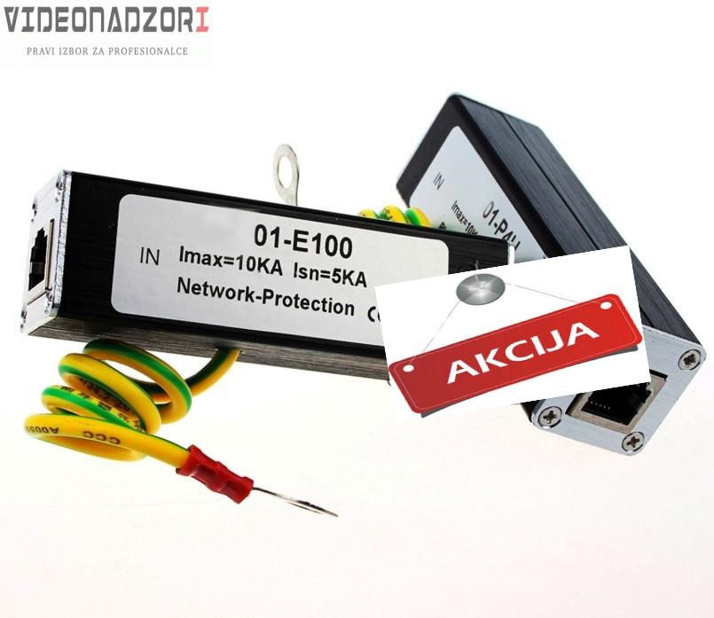 Prenaponska zaštita za mrežu RJ45 od  za samo 306,25kn