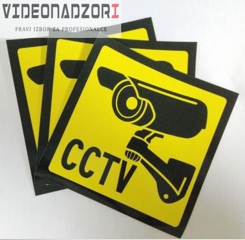 Naljepnica - video nadzor od  za samo 18,75kn