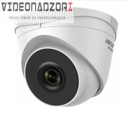 HikVision Dome KAMERA HWI-T241H (4Mpx, 2.8mm, H,265+ kompresija, IR do 30m) prodavac VideoNadzori Hrvatska  za 806,25kn