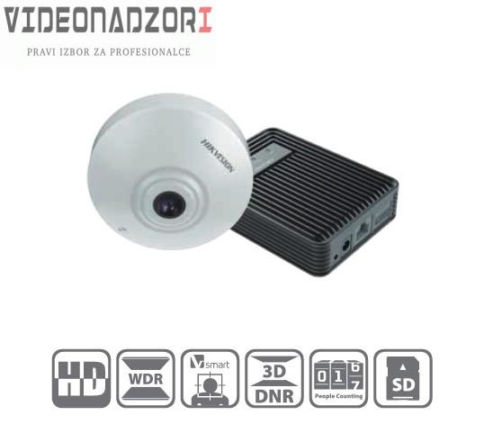 HikVision profesionalni inteligetni brojač posjeta prodavac VideoNadzori Hrvatska  za 7.498,75kn