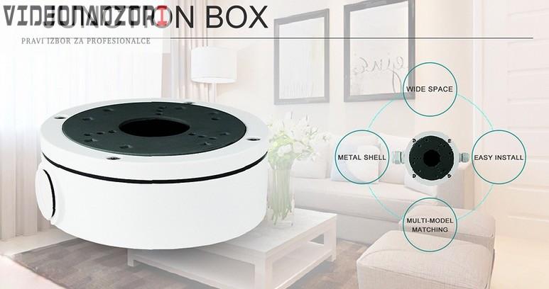 Spojna kutija + Nosač kamere Junction Box B310 prodavac VideoNadzori Hrvatska  za samo 153,75kn