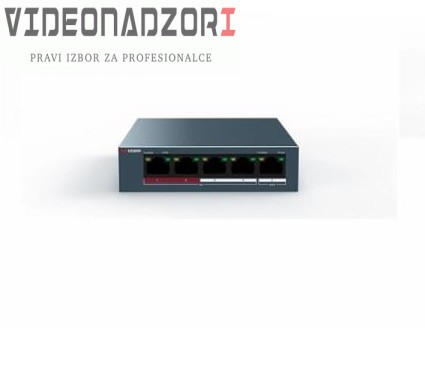 HikVision SWITCH DS-3E0105P-E/M prodavac VideoNadzori Hrvatska  za 353,44kn