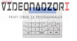 BKP-LCD TIPKOVNICA ZA PROGRAMIRANJE prodavac VideoNadzori Hrvatska  za 936,25kn