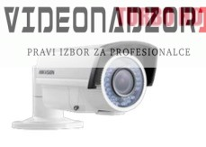 KAMERA HIKVISION DS-2CE16C2T-VFIR3 2.8-12mm - 720p od  za samo 812,50kn