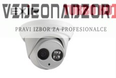 KAMERA HIKVision DS-2CE56C2T-IT3 3.6mm - 720p od 623,75 kn