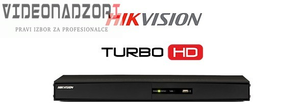 TURBO HD HIKVISION VIDEO SNIMAČ DS-7216HQHI od  za samo 3.498,75 kn