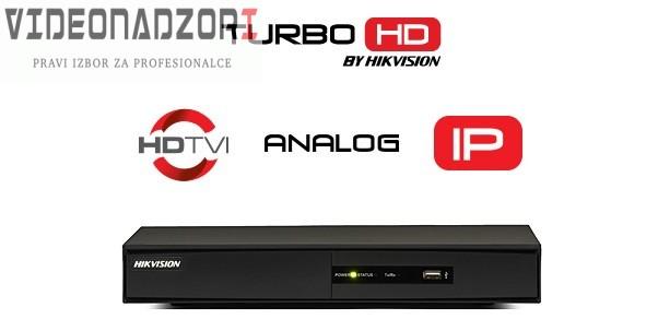 TURBO HD DVR Hikvision DS-7204 (4ch, 1080p, H.264,H.264+, +1 IP, HDMI, VGA) prodavac VideoNadzori Hrvatska  za samo 1.198,75kn