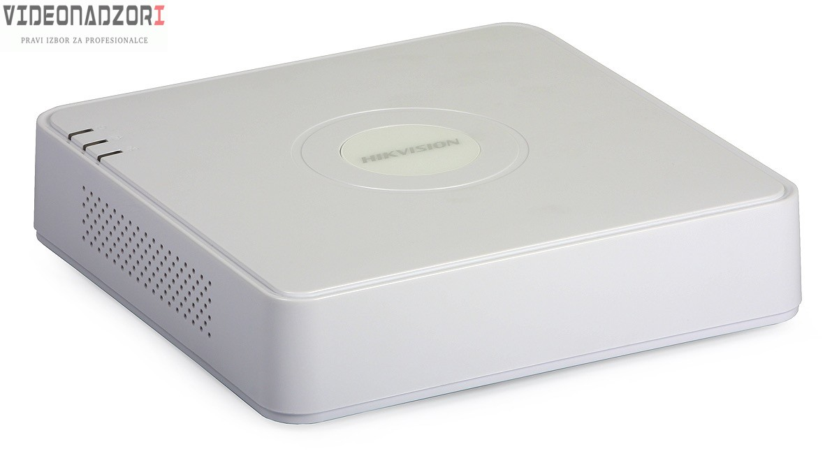 IP video snimač Hikvision DS-7116NI-SN/P (16 kanala + 8POE, 100Mbps, 2xSATA, VGA, HDMI, ALARM IN/OUT) za samo 3.123,75 kn