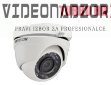 KAMERA HIKVISION TurboHD Dome 2.8mm/3.6mm - 1080p prodavac VideoNadzori Hrvatska  za samo 770,00kn