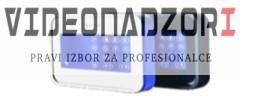 Bežična touch screen tipkovnica MKP-160 crna prodavac VideoNadzori Hrvatska  za samo 1.248,75kn