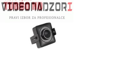TurboHD kamere PinHole 2,8mm prodavac VideoNadzori Hrvatska  za 748,75kn