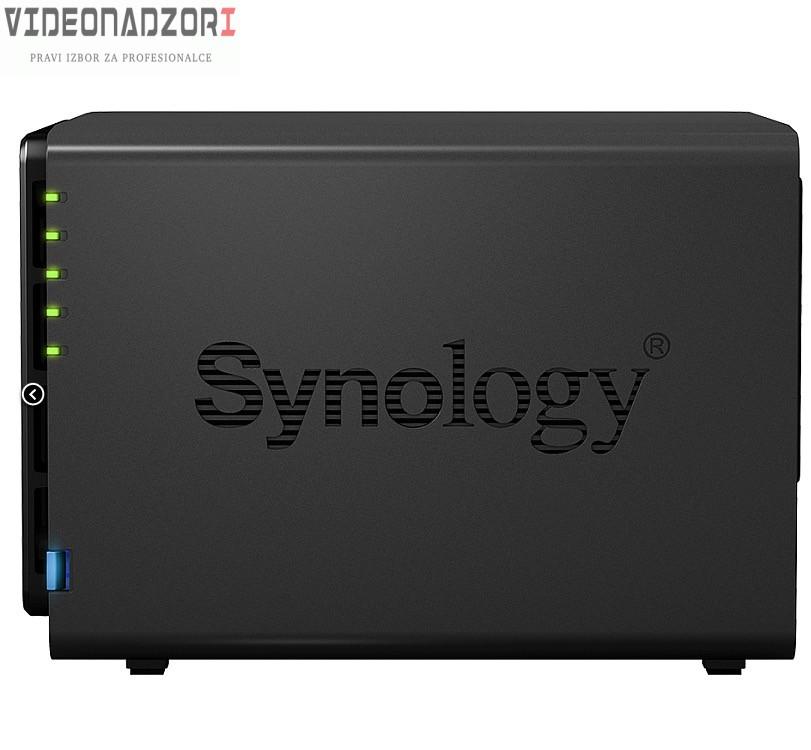 "Synology DS416 DiskStation 4-bay NAS server, 2.5""/3.5"" HDD/SSD podrška, 1GB, 2×G-LAN, Hot Swappable HDD, Wake on LAN/WAN od  za samo 3.687,50kn"