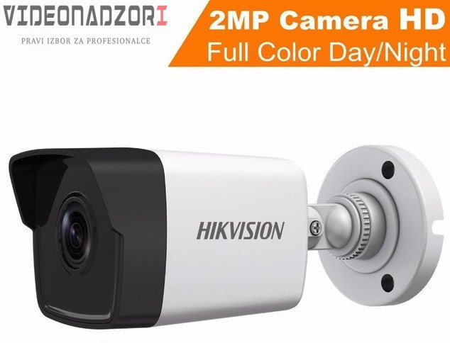 IP Kamera Hikvision DS-2CD1021-I (2.8mm, 30m IR, WDR, IP67, POE, 2Mpx, DNR) od  za 737,50 kn