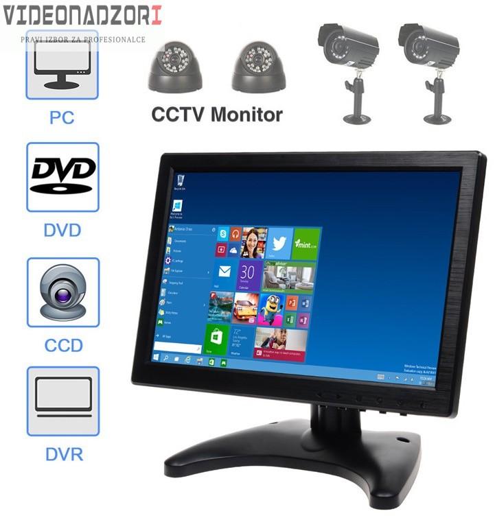 10 inch IPS POS Touch Screen HD HDMI/VGA prodavac VideoNadzori Hrvatska  za samo 2.115,00kn