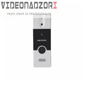 Analogni HikVision vanjski pozivni panel prodavac VideoNadzori Hrvatska  za samo 685,00kn