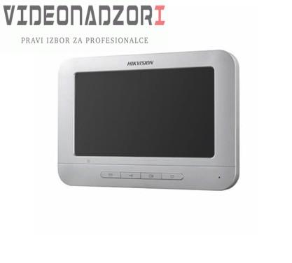 """7"""" HikVision portafon monitor prodavac VideoNadzori Hrvatska  za samo 856,25kn"""