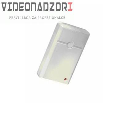 Bežični 1-zonski prijemnik za nadogradnju na žičane alarmne sustave od  za samo 618,75kn