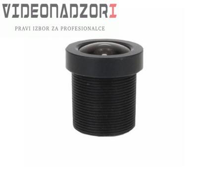 OBJEKTIV 3MP 12mm, F1.6, Fixed, M12,1/2. prodavac VideoNadzori Hrvatska  za 118,75kn