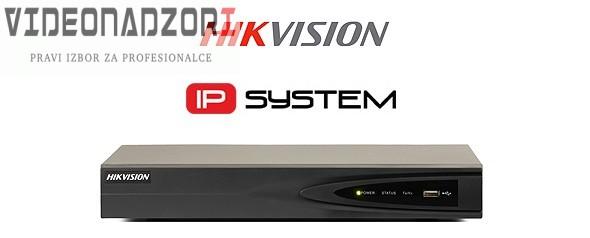 IP HD 8 KANALNI VIDEO SNIMAČ HIKVision DS-7608NIK1 prodavac VideoNadzori Hrvatska  za samo 2.373,75kn