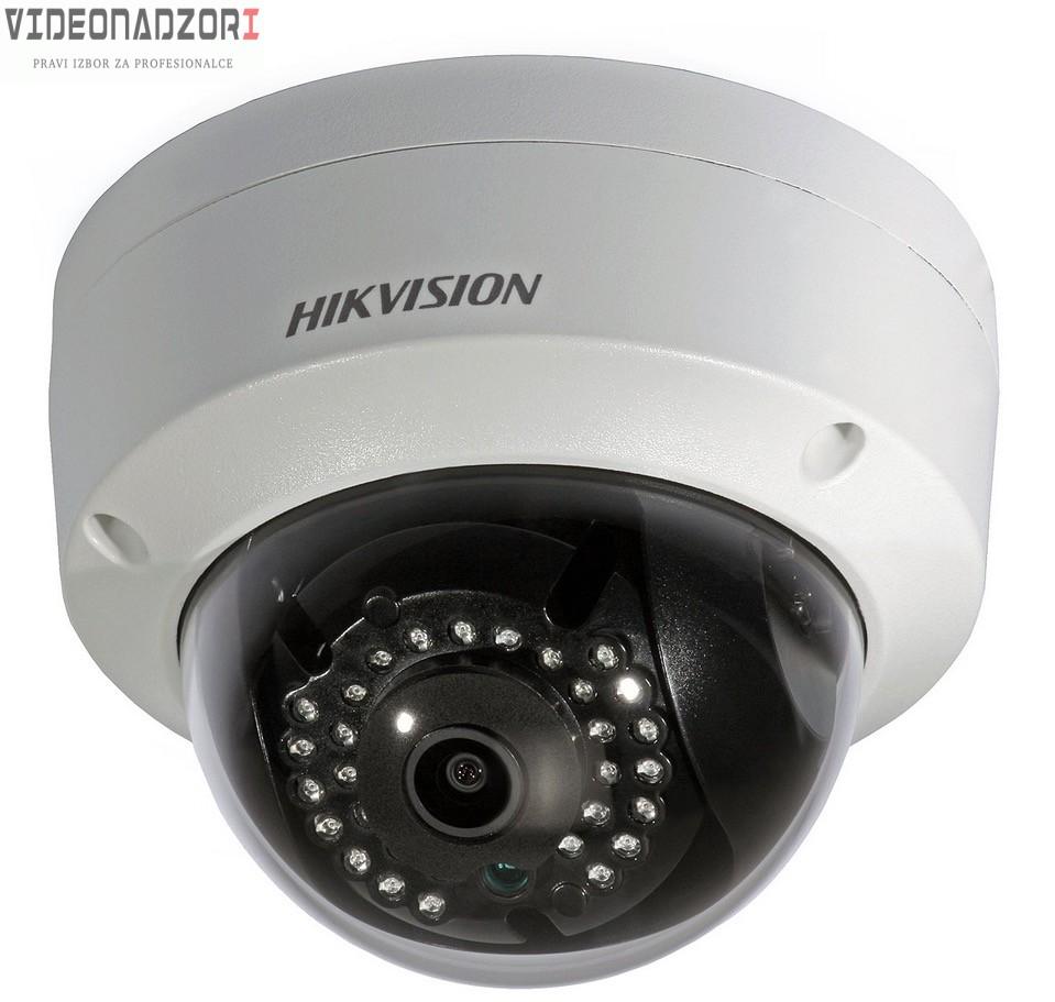 Dome IP kamera varifokalna HIKVision (4MP, 2.8-12mm, 0.01 lx, IK10, IR do 30m, WDR) prodavac VideoNadzori Hrvatska  za 4.337,50kn
