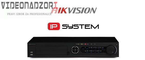 IP video snimač Hikvision DS-7732NI-E4 (32 kanala, 200Mbps, 2xSATA, VGA, HDMI, ALARM IN/OUT) od  za 7.475,00kn